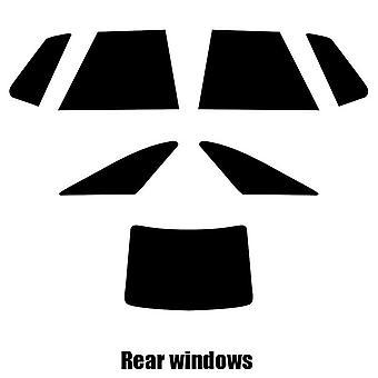 Pre cut ikkunasävy - Citroen XM - 1989-2000 - takaikkunat