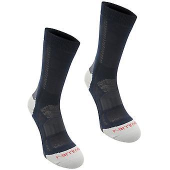 Karrimor tyttöjen kävely sukka 2 Pack Junior Boot sukat ulkouima kosteutta siirtävä Active Dry