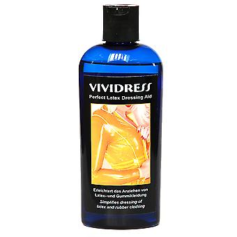 Vivishine uomo & Women ' s condimento Aid per sexy Latex & Rubber Bondage 220ml
