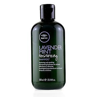 Paul Mitchell Tea Tree Lavender Mint Moisturizing Shampoo (Hydrating och lugnande)-300ml/10.14 oz