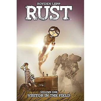 Rust - Volume 1 by Royden Lepp - Royden Lepp - 9781608868940 Book