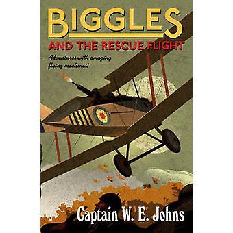 Biggles og redning flukt av W. E. Johns - 9781782950301 bok