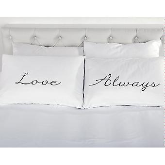 Love aina tyynyliinat