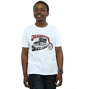 Jefferson Airplane Boys Vintage Plane T-Shirt