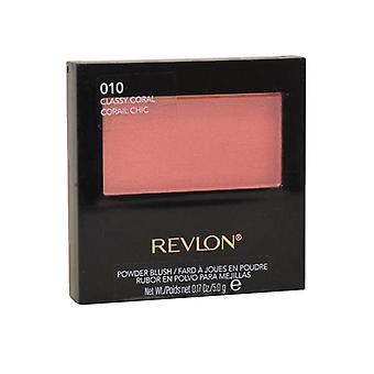 Revlon Powder Blush 5g - Classy Coral