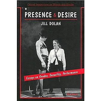 Präsenz und Wunsch: Essays über Geschlecht, Sexualität, Leistung (kritische Perspektiven auf Frauen- und Geschlechtergeschichte)
