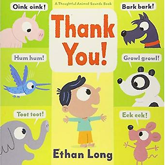 Thank You! (Animal Sounds)