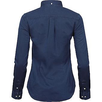 Tee Jays Womens/Ladies Long Sleeve Casual Twill Shirt
