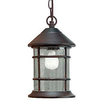 Forlight - Siros Rusty Brown Outdoor Light PX-0025-OXI