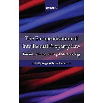 يوروبينيسيشن لقانون الملكية الفكرية نحو منهجية قانونية أوروبية التي على & انسجر