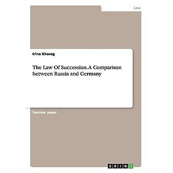 The Law Of Succession. A Comparison between Russia and Germany by Kharag & Irina