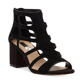 INC International Concepts Womens Hartley Leather Open Toe Casual Strappy San...
