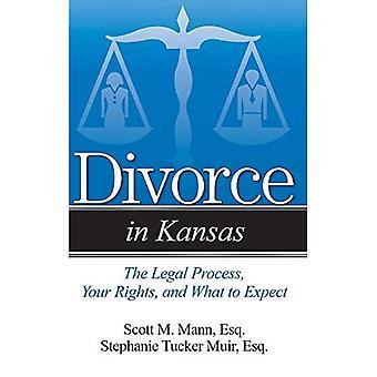 Scheidung in Kansas: Der rechtliche Prozess, Ihre Rechte und was zu erwarten ist (Scheidung)