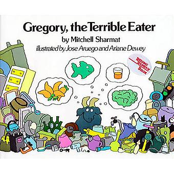 Gregory - the Terrible Eater by Mitchell Sharmat - 9780027822502 Book