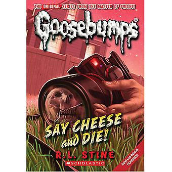 Say Cheese and Die! by R L Stine - 9780606002479 Book