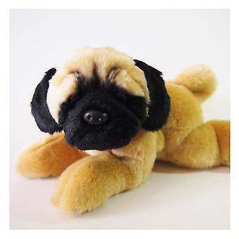 Snoezige beestjes hond Robijnrode Mops