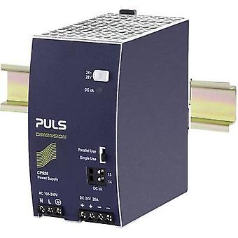 PULS DIMENSION CPS20.241 Rail mounted PSU (DIN) 24 V DC 20 A 480 W 1 x