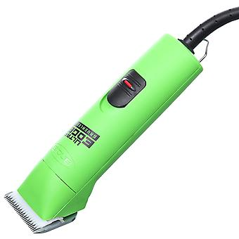Andis Ultraedge AGC Super 2 Speed Brushless Dog Grooming Clipper - Spring Green