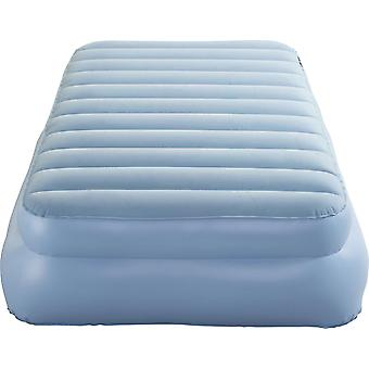 Aerobed Single Raised Airbed Self Inflating Built in Pump 1 Year Guarantee