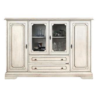 Klassisch lackiertes Cupboard