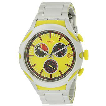 Swatch citron SQUASH Herre Watch YYS4002AG