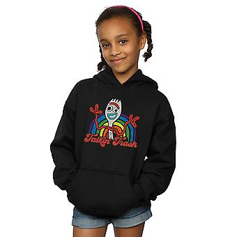 Disney Girls Toy Story 4 Forky Talkin' Trash Hoodie