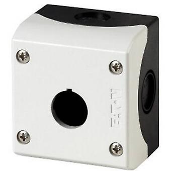 Slot di installazione Eaton M22-I1 Housing 1, per il montaggio del pavimento (x H) 22 mm x 80 mm Anthracite 1 pc(s)