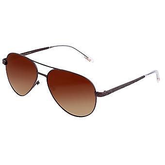 نظارات شمس بريد تيتانيوم مستقطبة - بني /بني