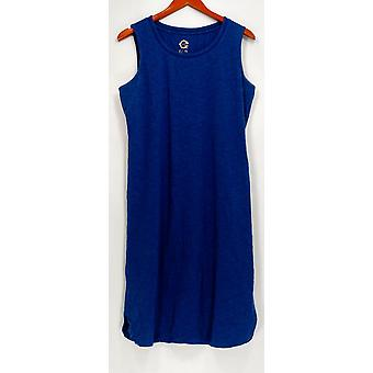C. Wonder Dress Essentials Slub Knit Sleeveless Blue A288823