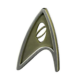 Pin - Star Trek Beyond - Insigne magnétique Insignia Insigne - Science str-0095