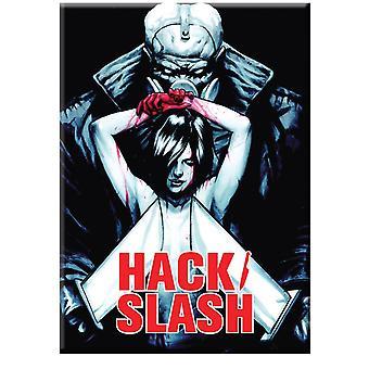 Hack Slash Vlad und Cassie Magnet
