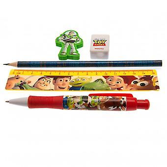Toy Story 5 Piece Stationery Set