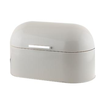 Apollo Metal Bread Bin, Grey