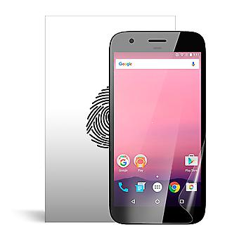 Celicious Vivid Plus Mild Anti-Glare Screen Protector Film Compatible with Google Pixel [Pack of 2]