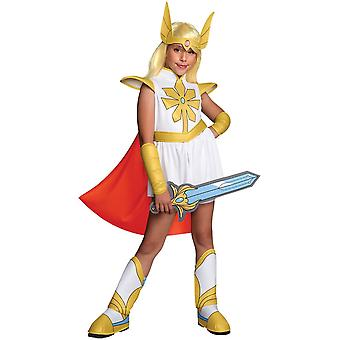 Girls She Ra Costume - Princess of Power - She-Ra