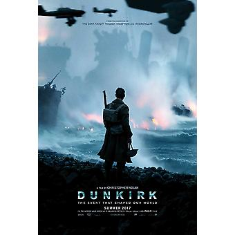 Dunkirk Original Movie Poster Advance Style