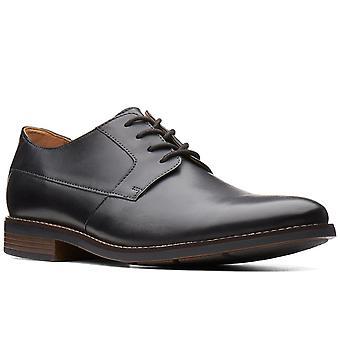 كلاركس بيكن عادي الرجال الرسمي ة الدانتيل حتى الأحذية