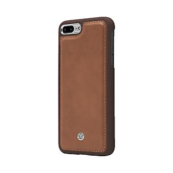 Marvêlle iPhone 7/8 Plus Magnetic Case Light Brown Basic