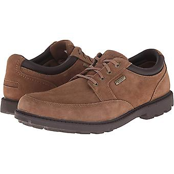 Rockport Mens Rugged Bucks Mudguard Waterproof Fabric Closed Toe Platform Shoes