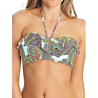 Top de bikini sin tirantes new Wave Bandeau