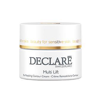 Declaré leeftijd controle multi Lift Cream 50 ml Unisex