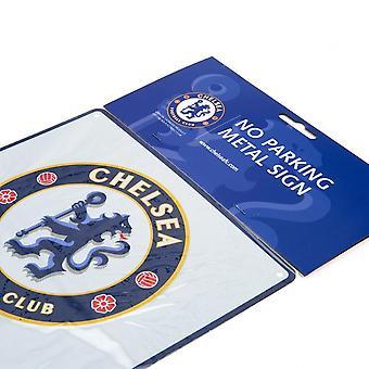 Chelsea FC officiële geen parkeergelegenheid ondertekenen