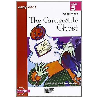 The Canterville Ghost + audio CD
