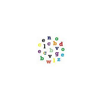 FMM Alphabet Lower Case Letter Tappits Cutter Set