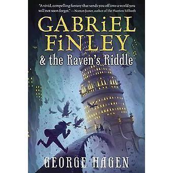 Gabriel Finley e o Enigma dos Ravens por George Hagen