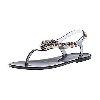 Xoxo Womens Joaniee Open Toe Casual Slingback Sandals