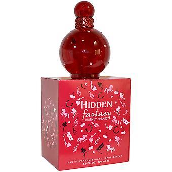 Britney Spears Hidden Fantasy Eau de Parfum Spray 100ml