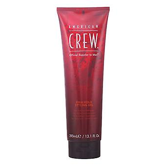 Strong Hold Gel American Crew/390 ml
