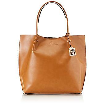 أرماني تبادل 942654CC795 حقيبة المرأة البني (CUOIO ( CUOIO - الضوء البني 00153)) 32x14x31 سم (B x H x T)