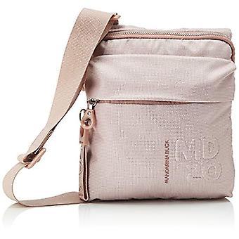 Mandarin Duck Md20 Lux Pink Women's Bag Strap (Magnolia) 4x23x21.5 cm (W x H x L)